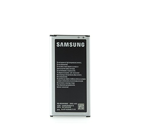 Samsung Galaxy S5 Standard Battery (2800mAh) NFC - Frustration-Free Packaging - Black