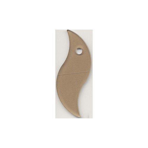 - Long Arm Template Mini S-Shape
