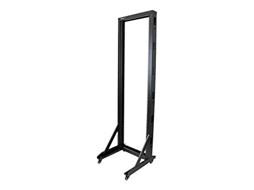 StarTech.com 2-Post Server Rack with Sturdy Steel Construction 2POSTRACK42 by StarTech