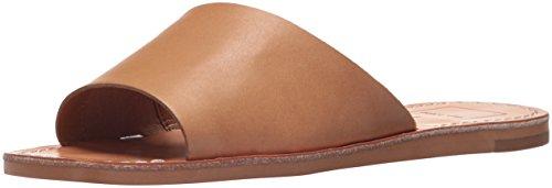 Dv Dolce Vita - Dolce Vita Women's CATO Slide Sandal, Caramel Leather, 8 M US