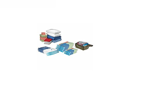Sunbeam 24-Piece Reusable Vacuum Storage Set