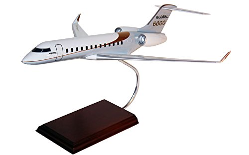Executive Series Models Global 6000 1/55 Scale H11455 Model Kit