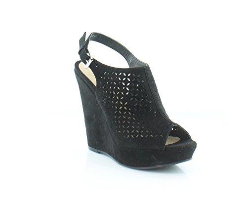 Chinese Laundry Monique Women's Sandals & Flip Flops Black Size 6.5 M