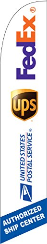 custom-ups-fedex-usps-ship-center-feather-banner-swooper-flag-no-wind-required-replacement-flag-only