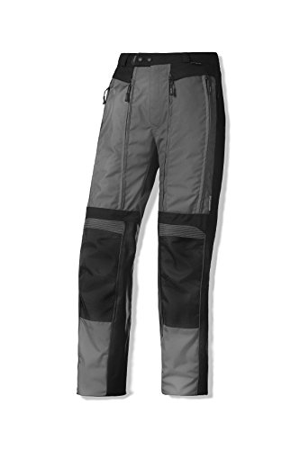 Olympia (MP504P-34) unisex-adult X Moto 2 Pant(Pewter, Size 34), 1 Pack
