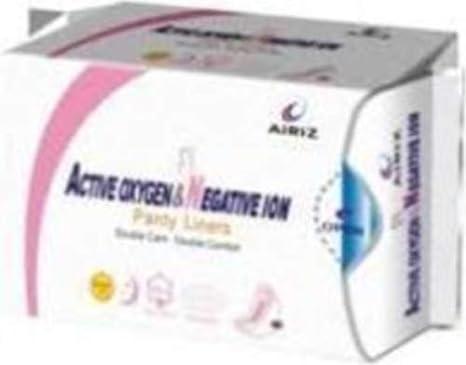 Servilletas sanitarias Set con iones negativos: Amazon.es: Salud y cuidado personal