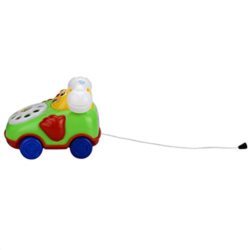 Smile Educational Toys : Inverlee educational toys cartoon smile phone car