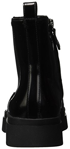 D Chelsea Geox C9999 Para black Botas Mujer C Myluse PUwqfd
