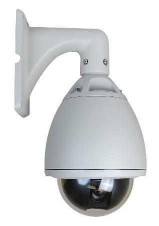 Defender Security High Speed Weatherproof PTZ Camera 22X Optical Zoom 3.6-38mm Varifocal Lens