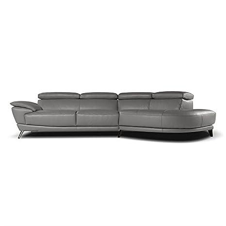 Brilliant Amazon Com Jm Furniture Nicoletti Marisol Leather Right Ncnpc Chair Design For Home Ncnpcorg
