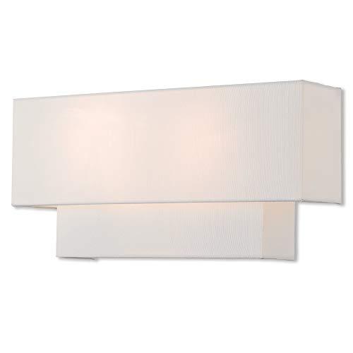 Livex Lighting 51047-91 Ada Wall Sconce (Small Ada Sconce)