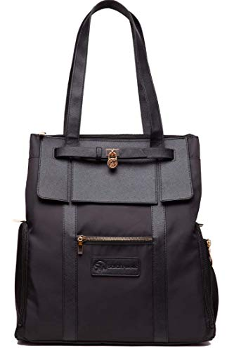 Sarah Wells Marie Breast Pump Bag (Black) ()