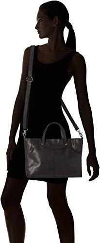Sansibar Cartables Noir black Zip Bag qqYr4wf