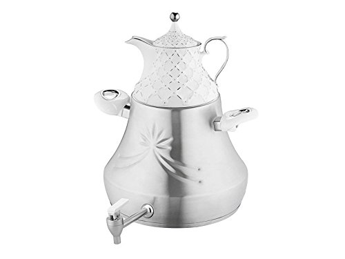 Home N Kitchenware Collection Double Teakettle Set 5.5L Stai