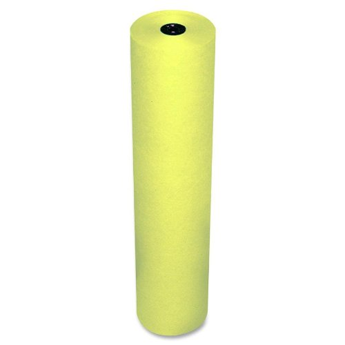 yellow butcher paper - 4