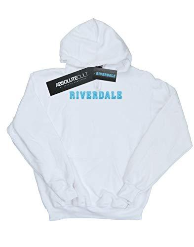 Neon Cult Capucha Mujer Blanco Absolute Logo Riverdale OTnwZqOxR