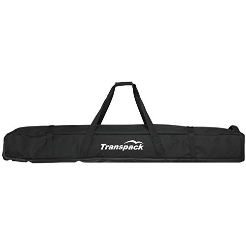 Convertible Bag Ski - Transpack Ski Rolling Double Convertible Ski Bag