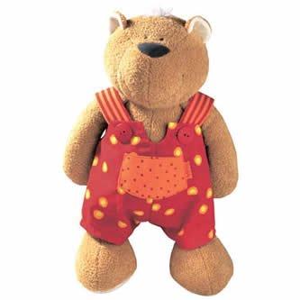 Haba Bear - Haba Fabric Bear Titus