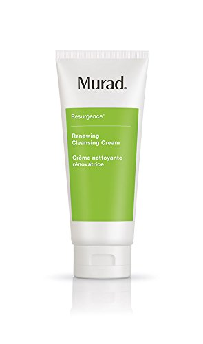 Murad Resurgence Renewing Cleansing Cream, 1: Cleanse/Tone, 6.75 fl oz (200 ml)