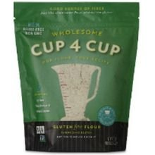 Cup4Cup Wholesome Flour Blend, 2 Pound - 6 per case.