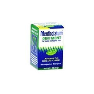 Mentholatum Topical Analgesic Ointment, 1 Ounce
