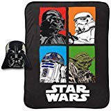 Jay Franco Star Wars Darth Vader Plush Nogginz Pillow 62