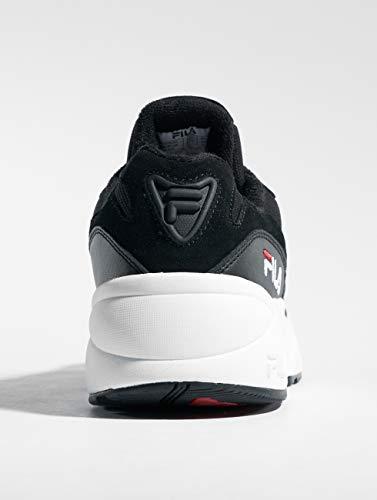 Fila Sneakers Heritage Nero Venom Scarpe 1010255 Uomo Vintage Urban Low Alta r17APWzYrw