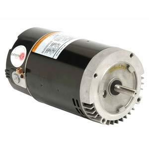 2 hp 3450 RPM 56C Frame 230V Swimming Pool - Jet Pump Motor US Electric Motor # EB124 ()