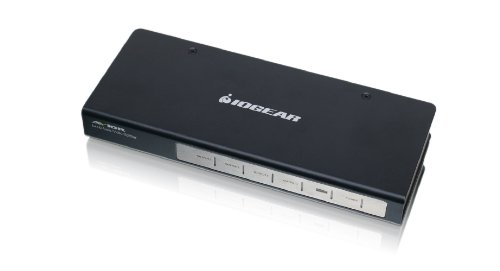 IOGEAR 4 Port Audio Splitter GHSP8114