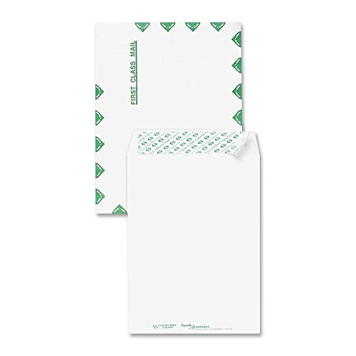 SPR25004 - Sparco Tyvek Open-End First Class Envelopes (Sparco Heavy Duty Tyvek Envelope)