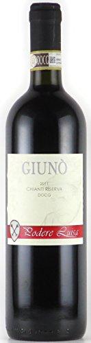 ポデーレ・ルイーザ キアンティ・リゼルヴァ・ジューノ 2011 赤ワイン 750mlの商品画像