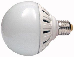 Lampade A Globo A Risparmio Energetico : Lampada led globo w e bianco freddo lm risparmio