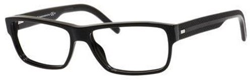 DIOR HOMME Eyeglasses BLACKTIE 180 0807 Black - Glasses Dior Optical Cat Eye