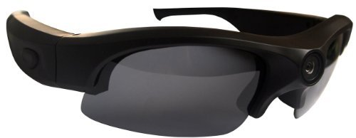 Inventio-HD Pro 1080P Video Sunglasses (1080p 30fps & 720p - Sunglasses Spy Video
