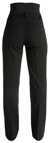 NOPPIES Women's Maternity Trousers Budapest Large Black