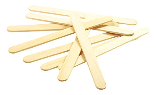 - Norpro Wooden Treat Sticks, 100 Pieces