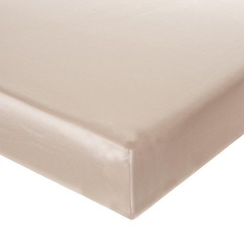 Glenna Jean Full Bedding (Glenna Jean Angelina Fitted Sheet, Champagne, Pink)