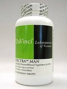 UPC 026664219510, Spectra Man 120 Tablets
