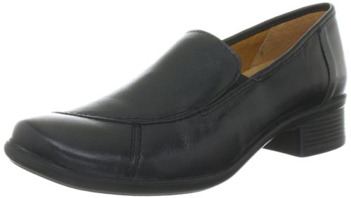 940896 Zapatos Negro De Comfortabel Cuero Mujer Clásicos Para 4nZp6W