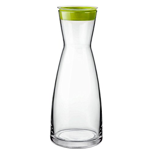 Bormioli Rocco Ypsilon Brio Jug with Green Lid ()