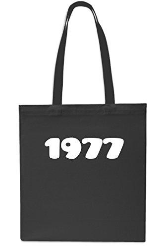 1977 rojo 10 Playa Asas De Litros Negro Comercial Aniversario De Bolsa Años 42cm Gimnasio X38cm AwxrO7Aq