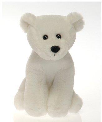 Polo the Plush Polar Bear Lil' Buddies by (Bag Buddy Bear)