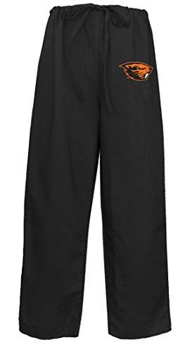 Oregon State Scrub Pants Scrubs Drawstring Bottoms for Men Ladies! XL