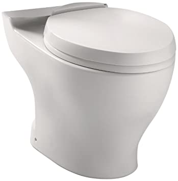 toto aquia dual flush elongated toilet bowl with 10 inch rough