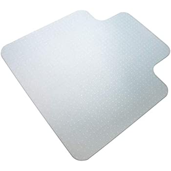 floortex ultimat polycarbonate chair mat for plush pile carpets ultramat heavy duty chair mat for low medium pile carpet 38 mm thickest flat packaged no odor 36 amazoncom cleartex ultimat mat clear polycarbonate for