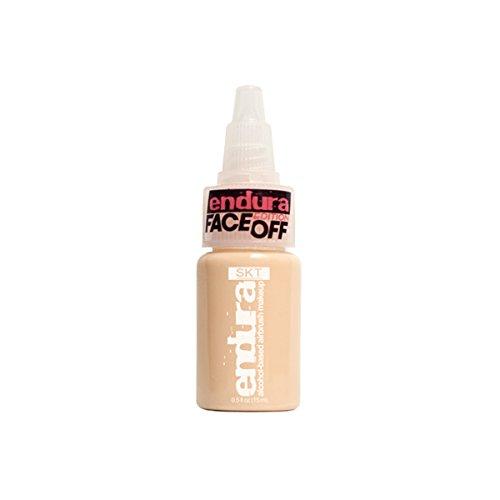Endura SKT Face Off Airbrush Makeup, SKT N1 4oz by European Body Art