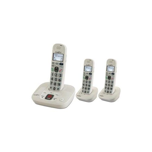 Clarity amplified cordless handsets CLARITY D712C2 product image