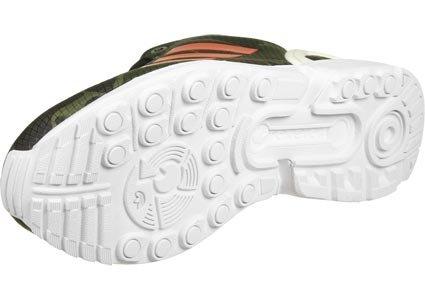 Flux adidas Calzado ZX Verde ZX adidas zRwtvR7