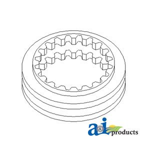 Collar Shift Transmission - A&I Products Shift Collar, Transmission Countershaft. Replacement for John ...
