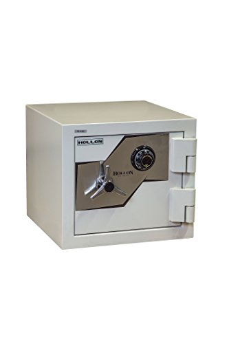 Dial Oyster - Hollon Safe FB-450C Oyster Series B-Rated 2 Hr Fireproof Security Safe Size: 1.23 Cu.Ft., Lock Type: Dial Combination Lock